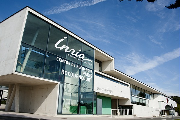Inria center, Paris